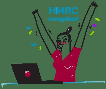 HMRC recognised