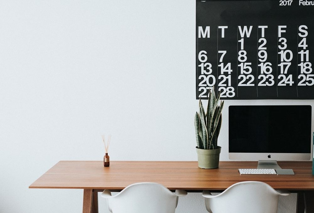 Know your key dates throughout the tax year