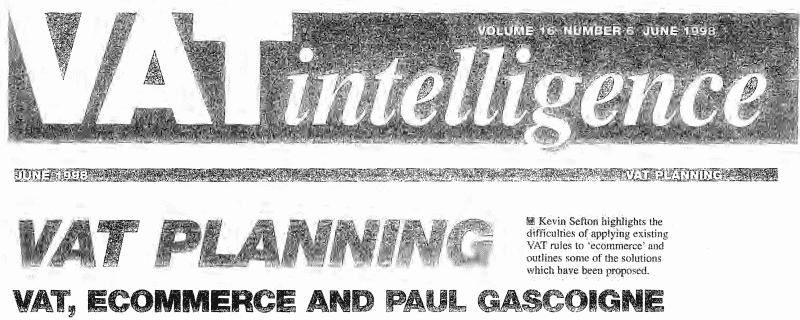 Paul Gascoigne started untied